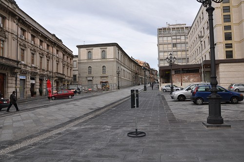 La cicas fermare il depauperamento del centro storico di for Centro convenienza arredi catanzaro catanzaro cz