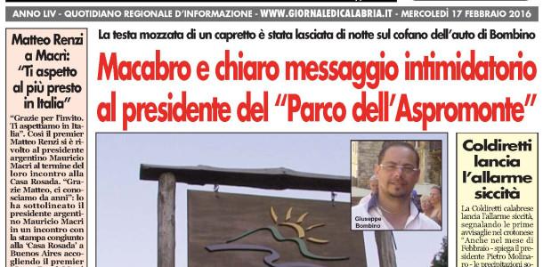 giornale di calabria platinum - photo#30